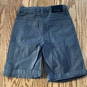 Dkny shorts size 4t good condition